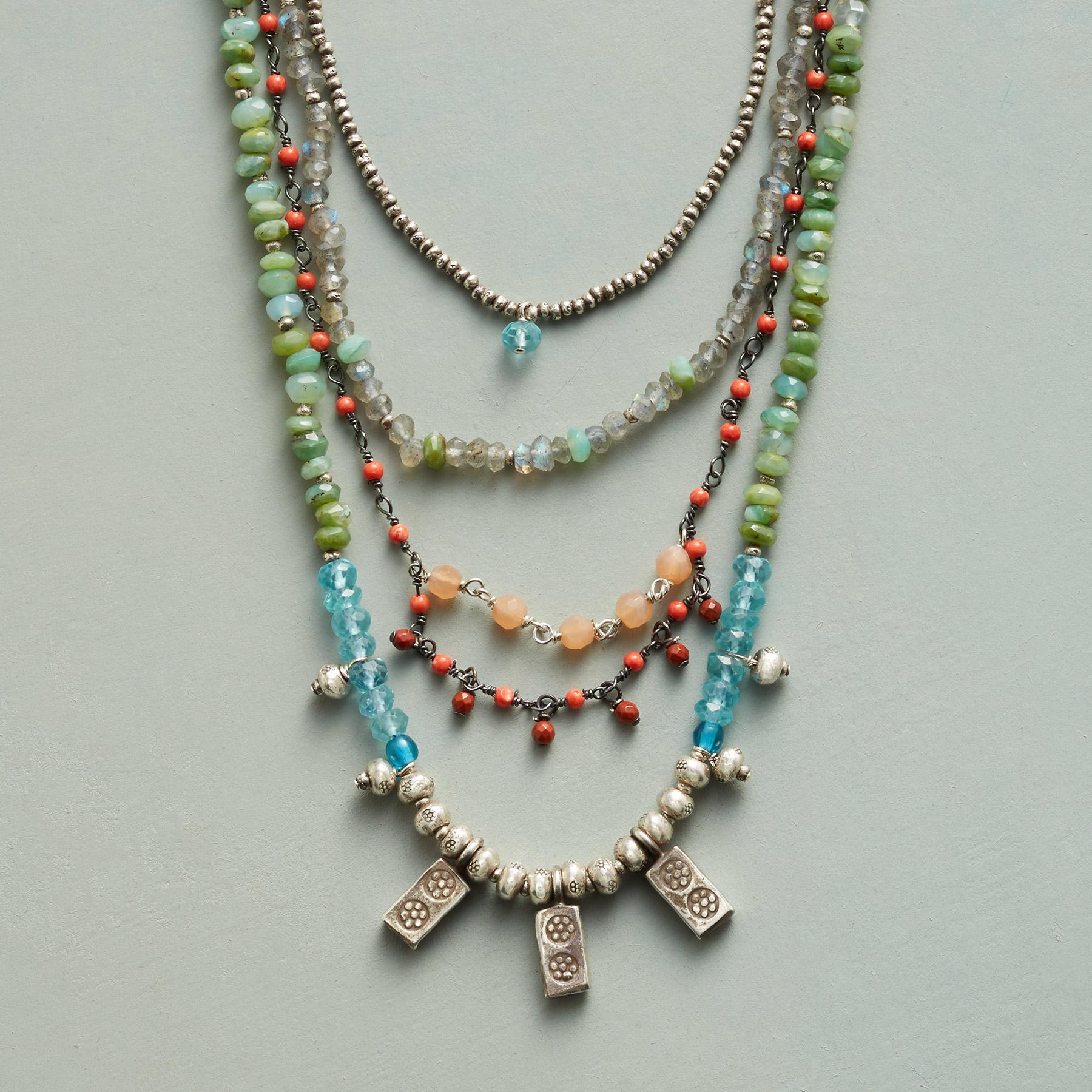 OFF THE COAST NECKLACE: View 1