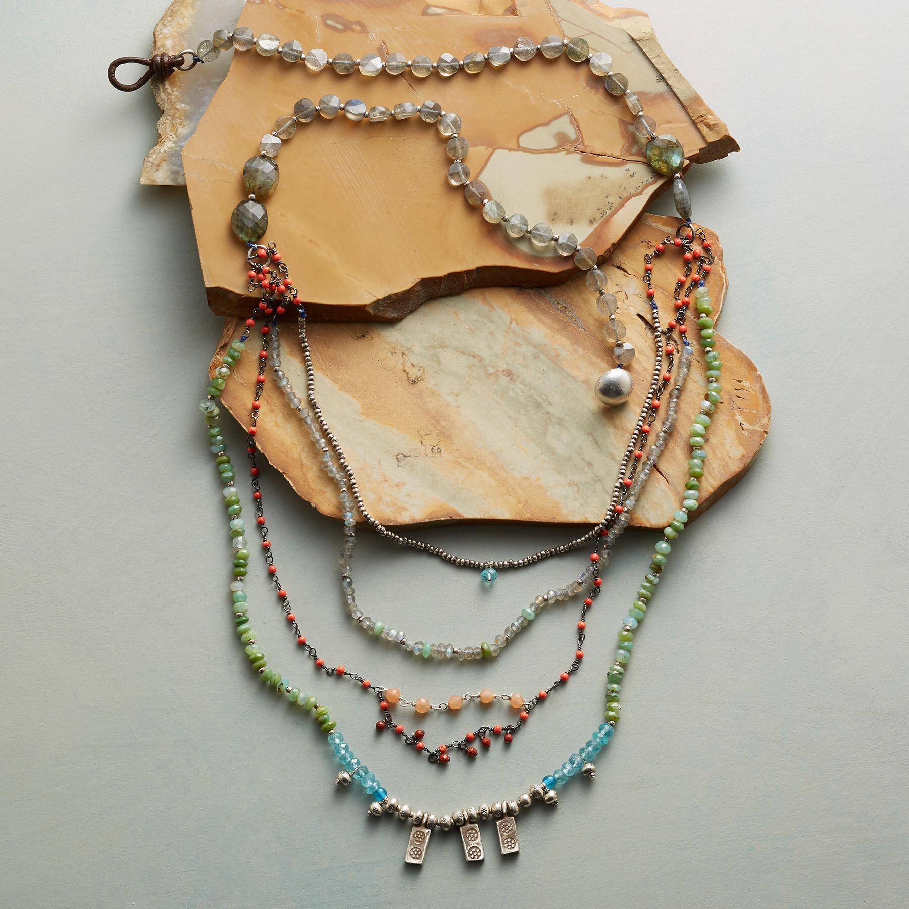 OFF THE COAST NECKLACE: View 2