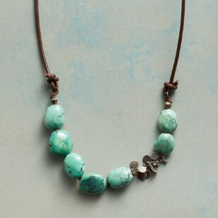 FROM THE RIVER NECKLACE