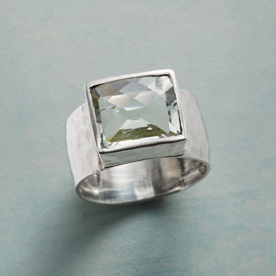 COBBLE PATH RING