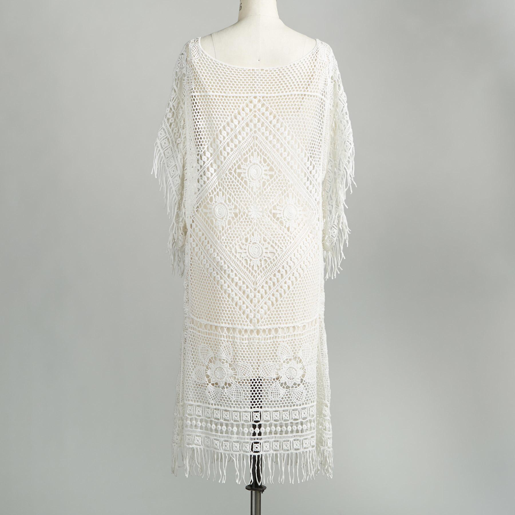 AVARONA LACE COVER-UP: View 2