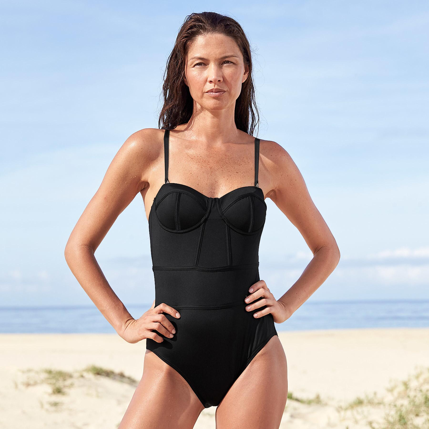 MIGNON SWIMSUIT: View 1