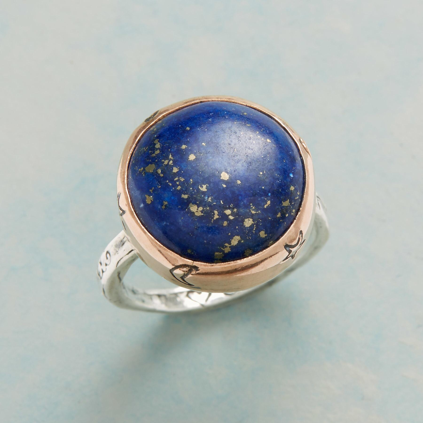 STAR SEEKER RING: View 1
