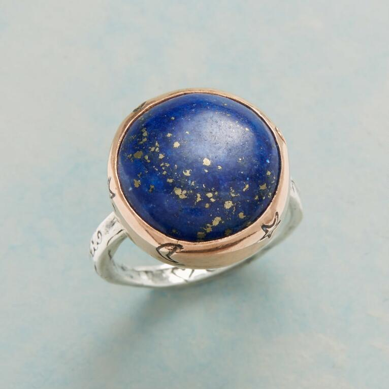 STAR SEEKER RING