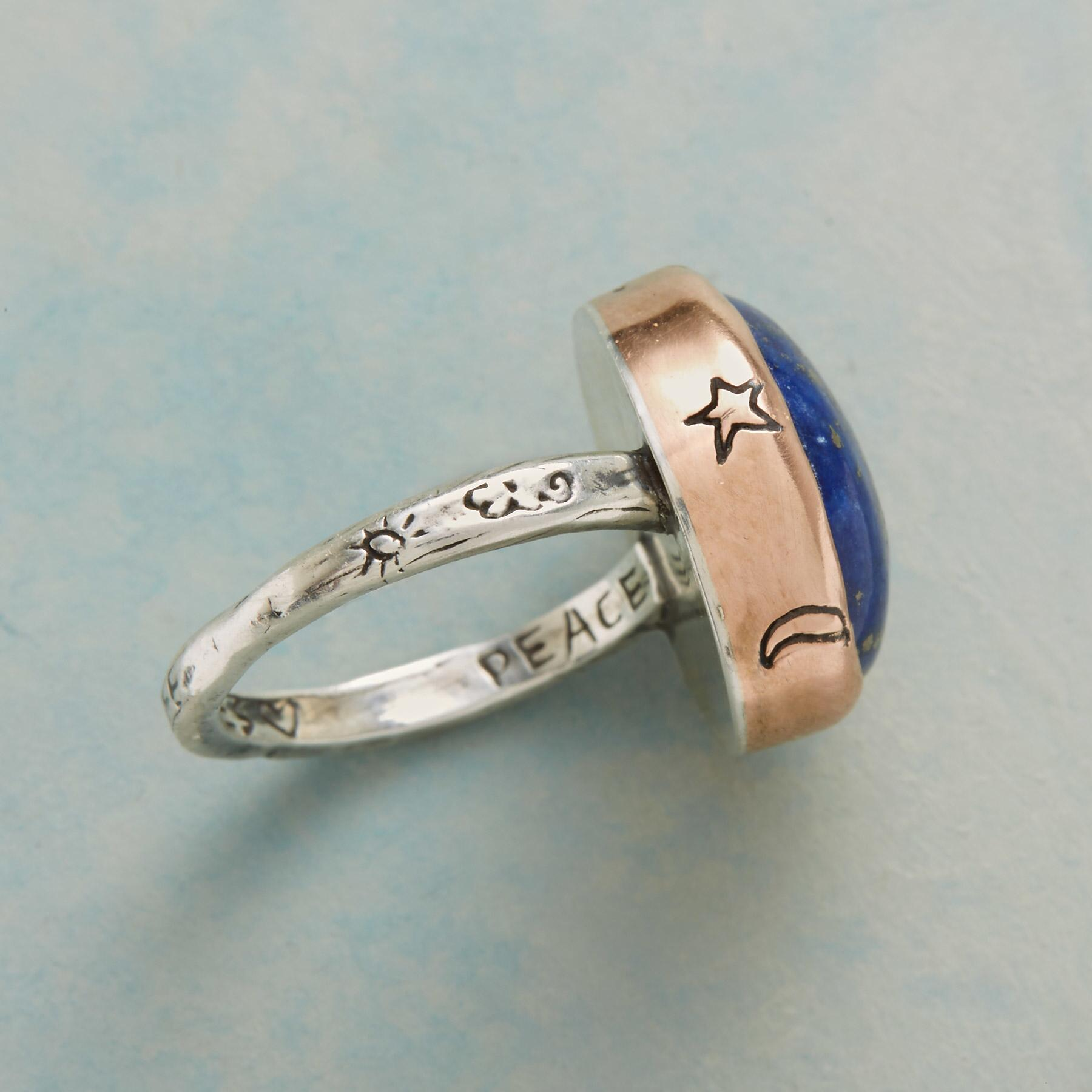 STAR SEEKER RING: View 3