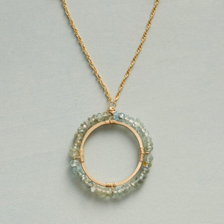 RING OF RONDELLES NECKLACE