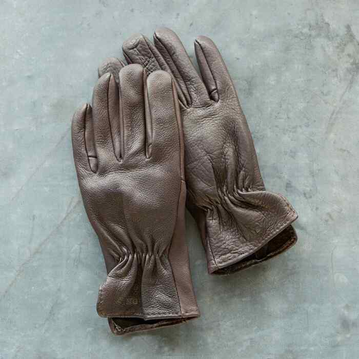 FILSON ORIGINAL DEERSKIN GLOVES