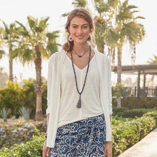 LIGHT & LOVE CARDIGAN
