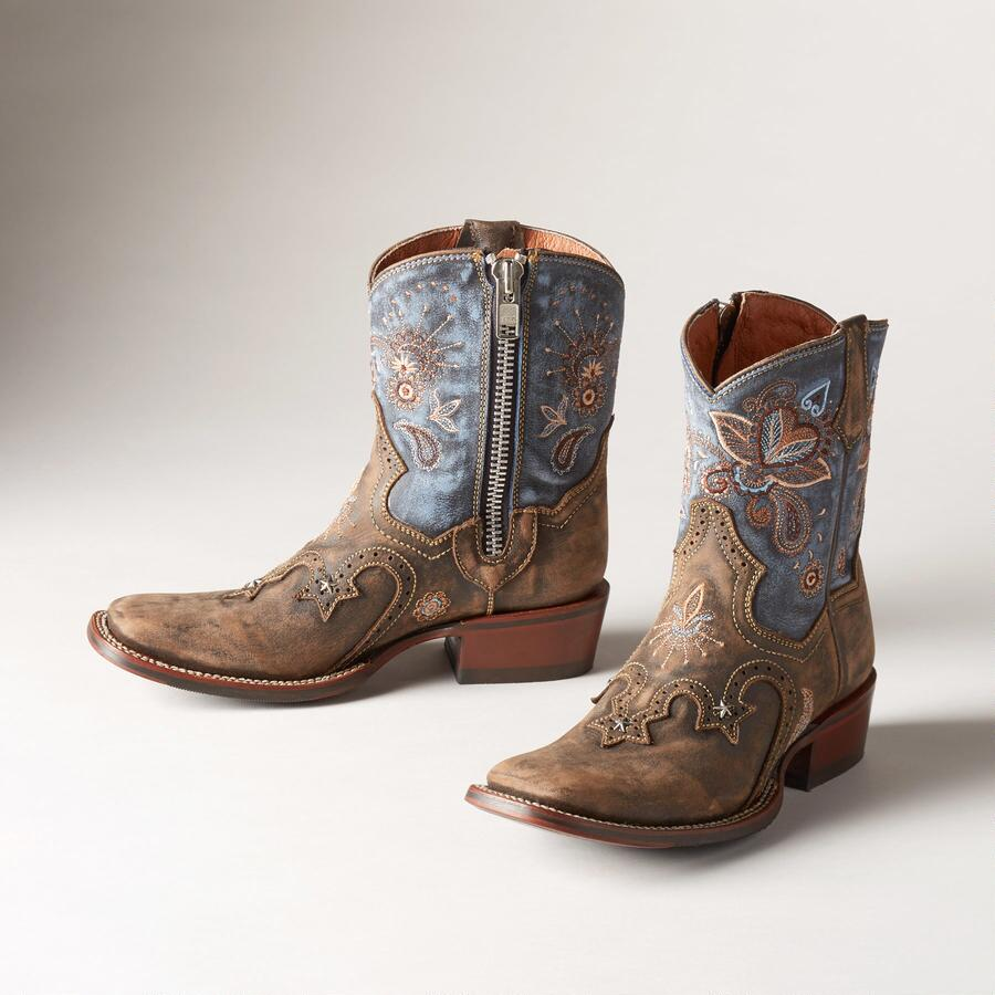 WESTERN LILY BOOTS