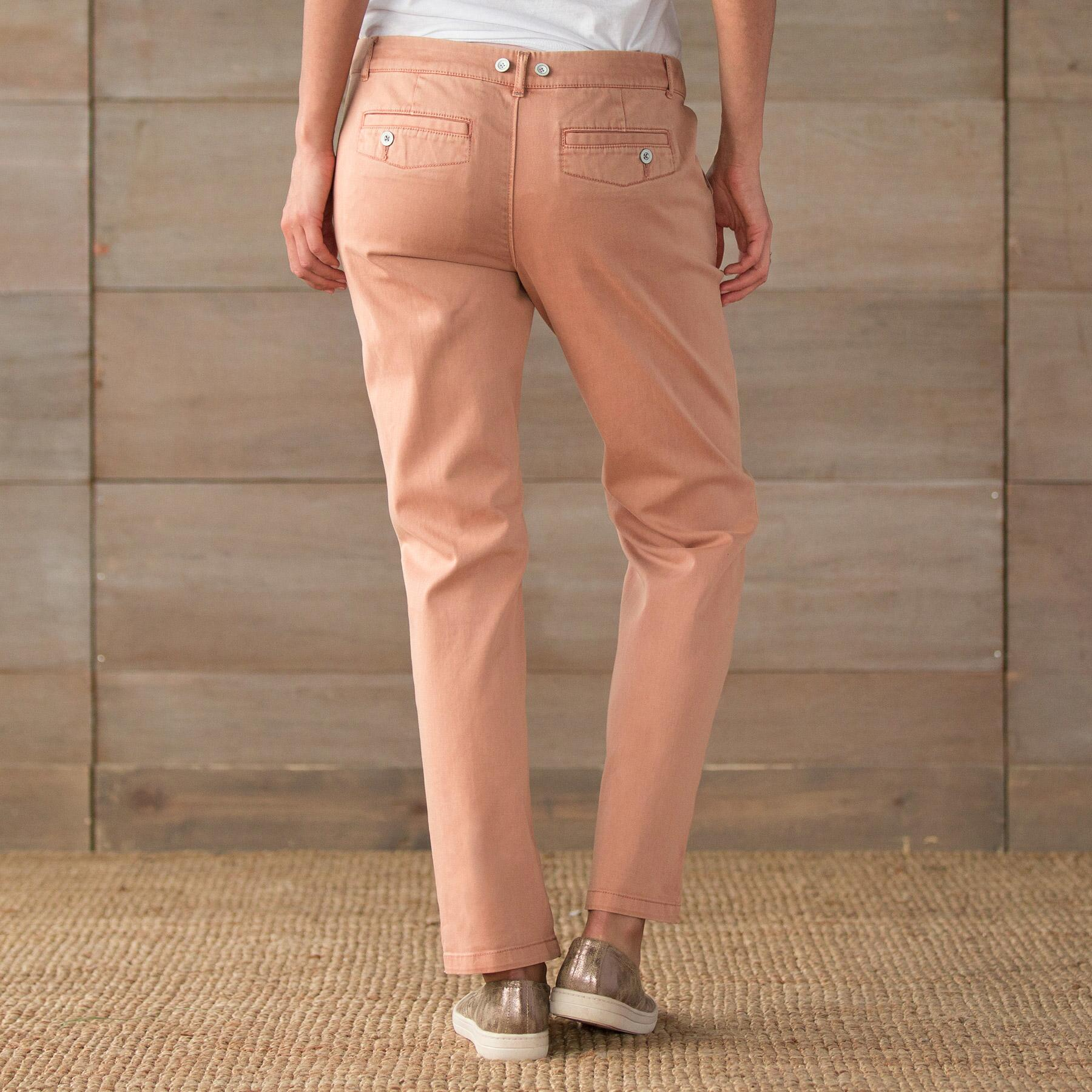ALWAYS IN STYLE CHINOS PETITE: View 2