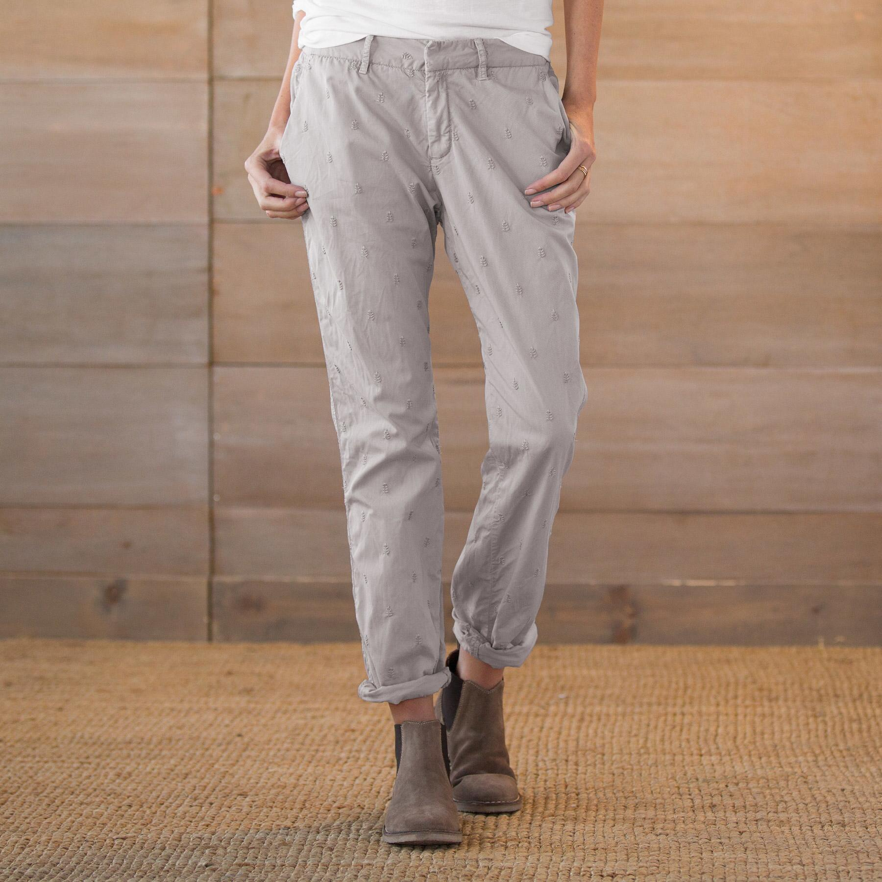 WHEATLEY CHINOS PETITE: View 2