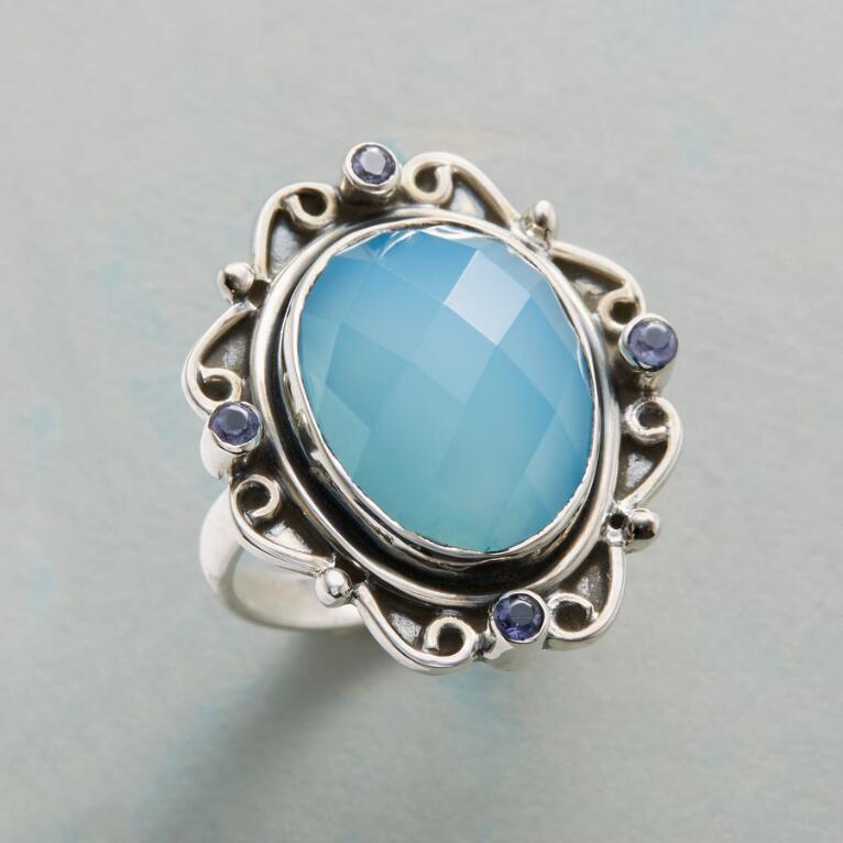 BLUE BY YOU RING