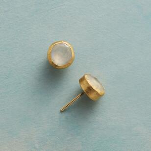 ANTIQUITY MOONSTONE EARRINGS
