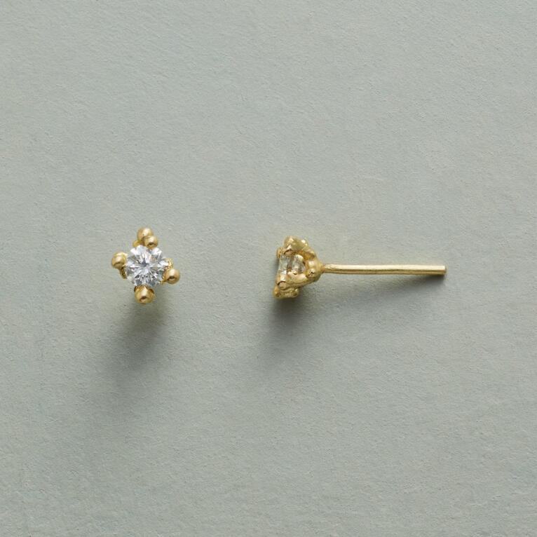 BUBBLY DIAMOND EARRINGS