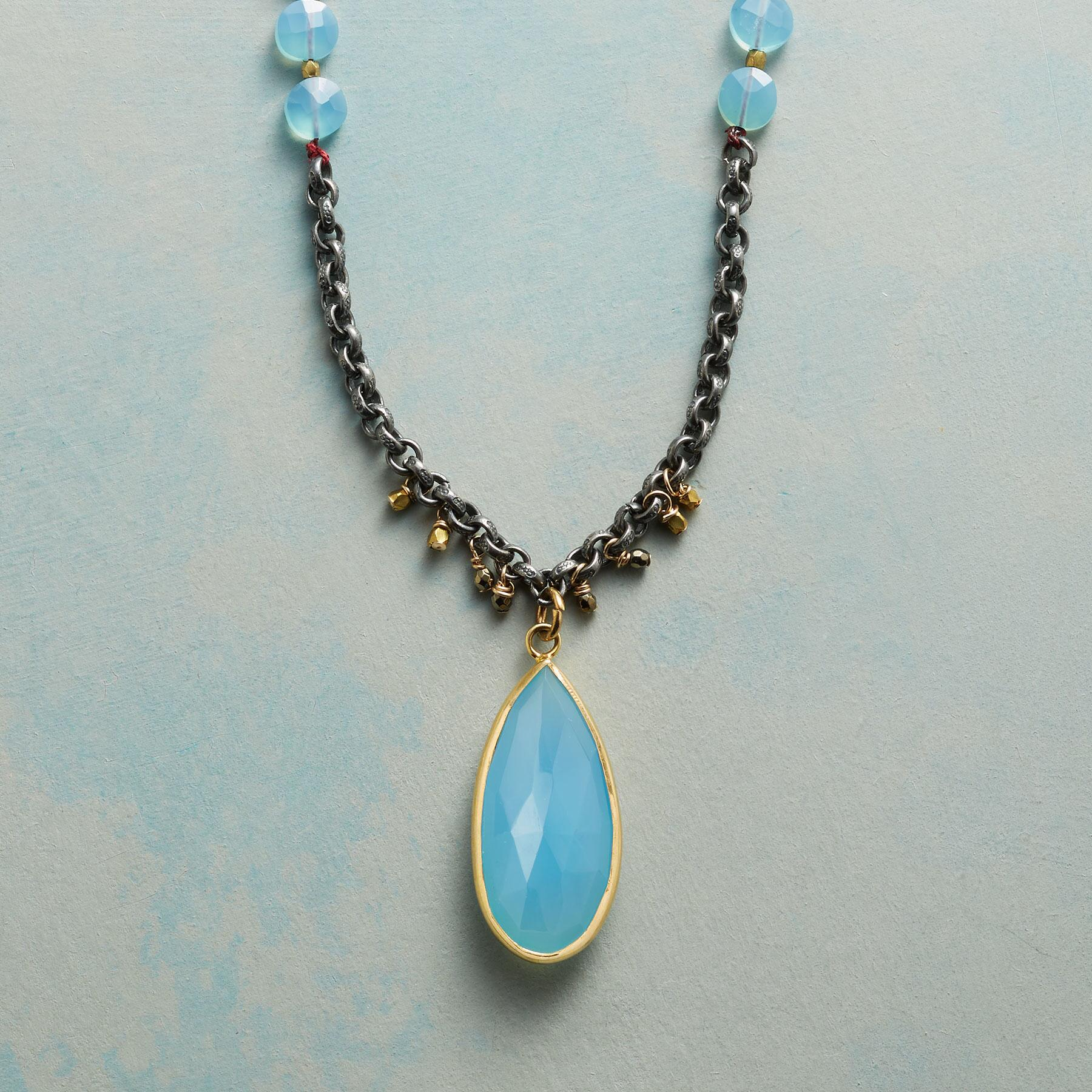 MOUNTAIN STREAM NECKLACE: View 1