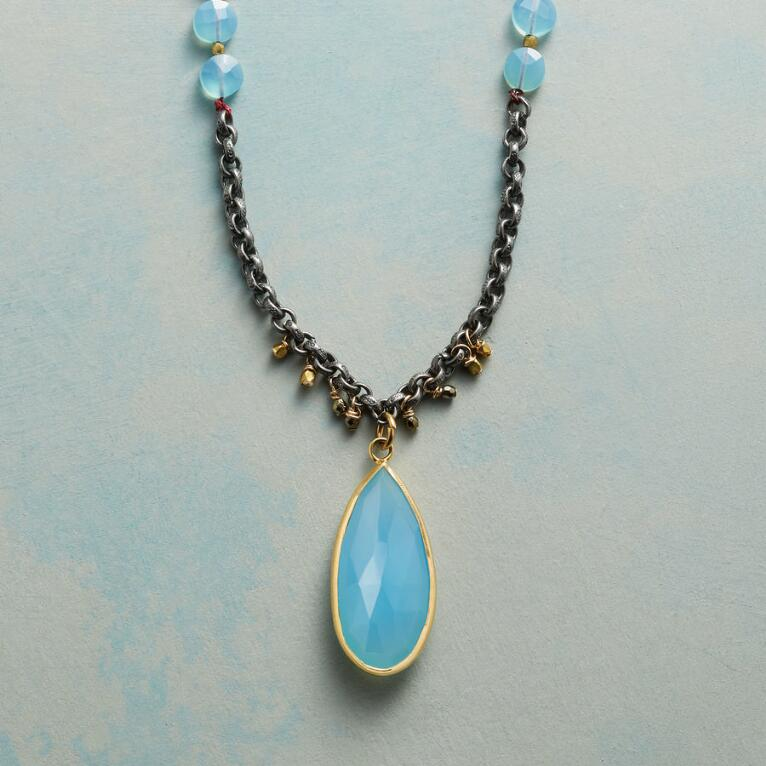 MOUNTAIN STREAM NECKLACE