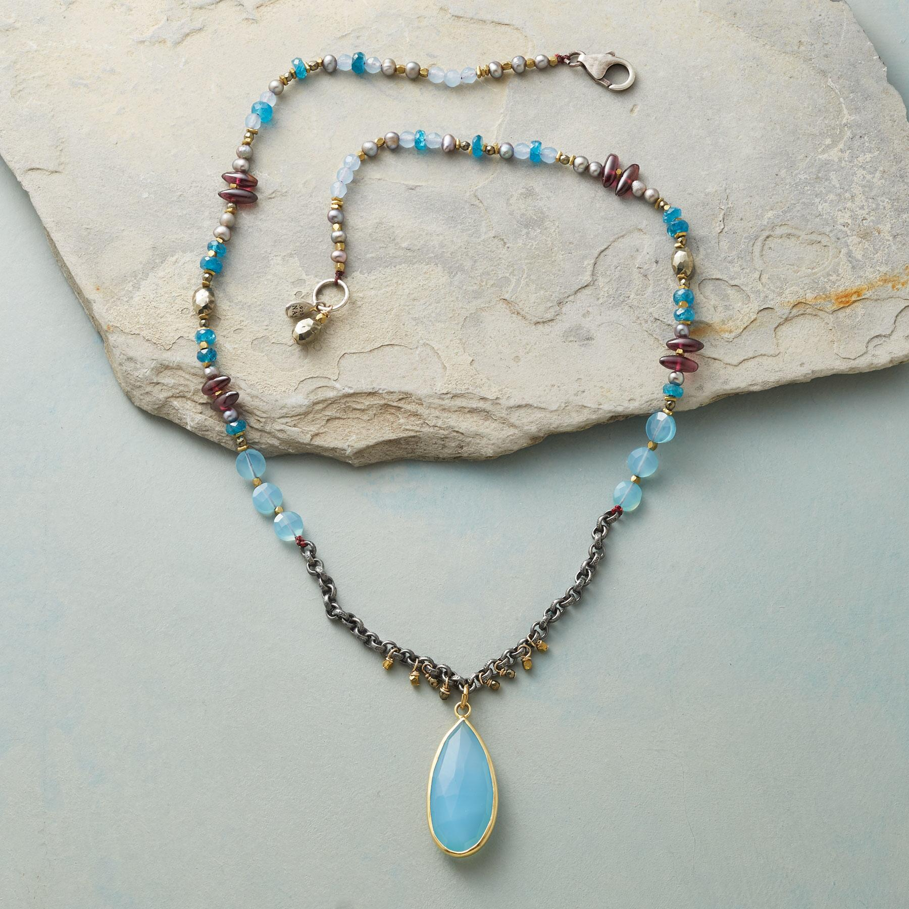 MOUNTAIN STREAM NECKLACE: View 2