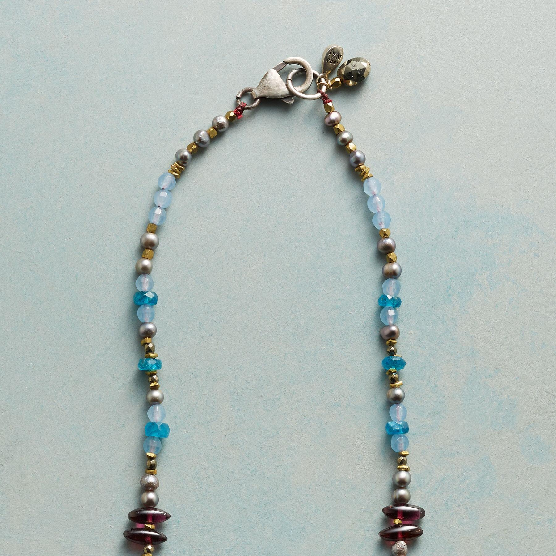 MOUNTAIN STREAM NECKLACE: View 3