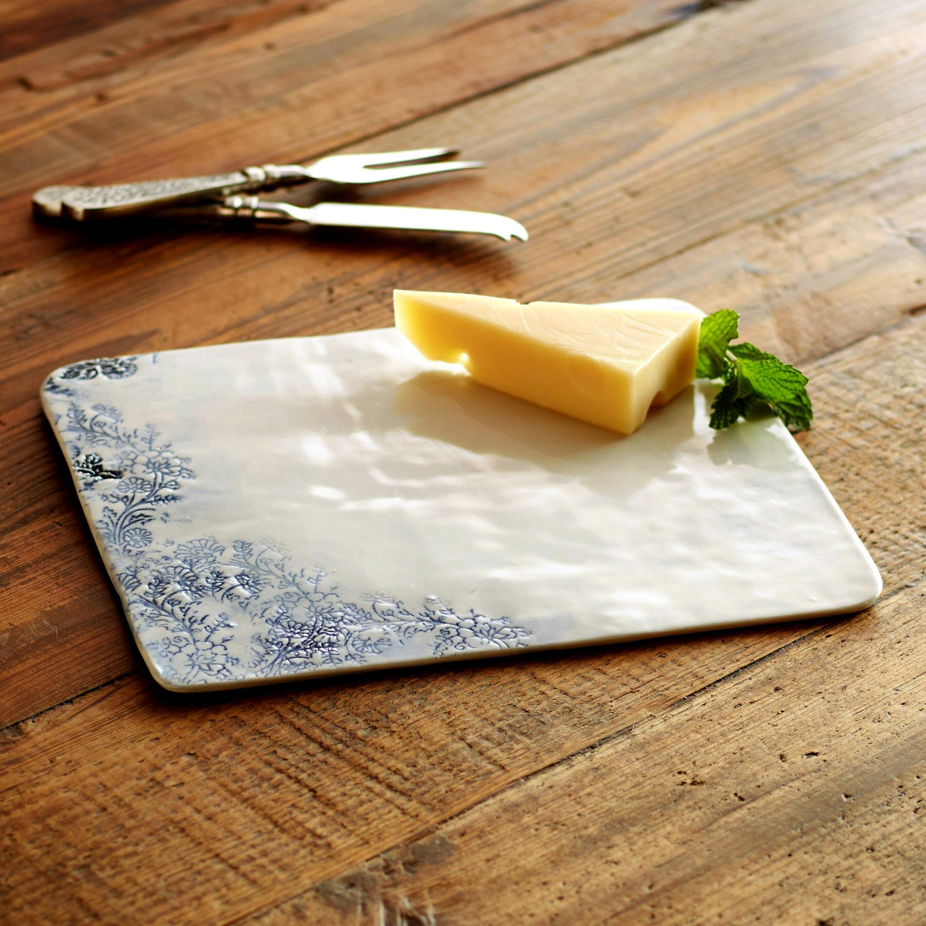 INDIGO CHEESE BOARD: View 2