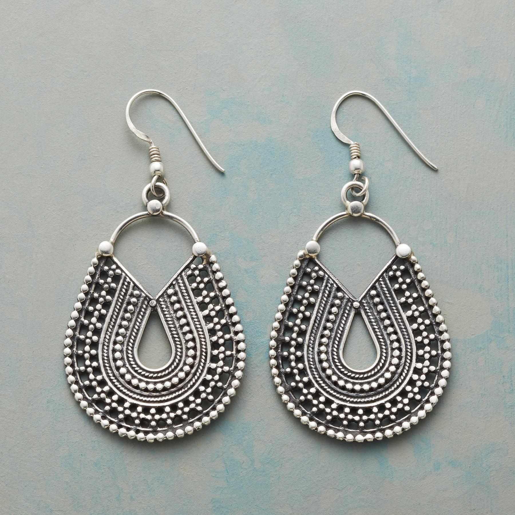 INCA TRAIL EARRINGS: View 1