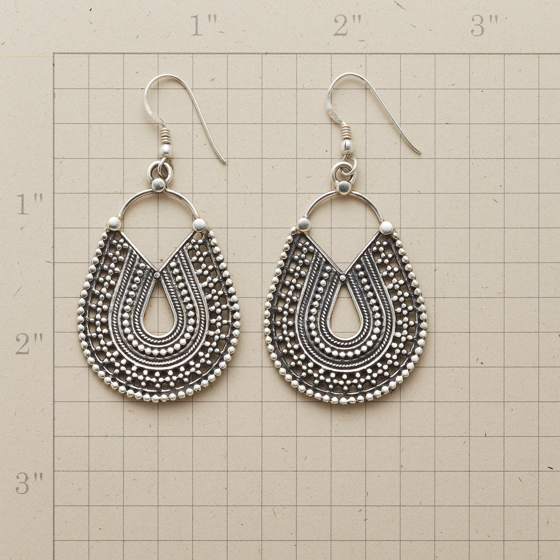INCA TRAIL EARRINGS: View 2