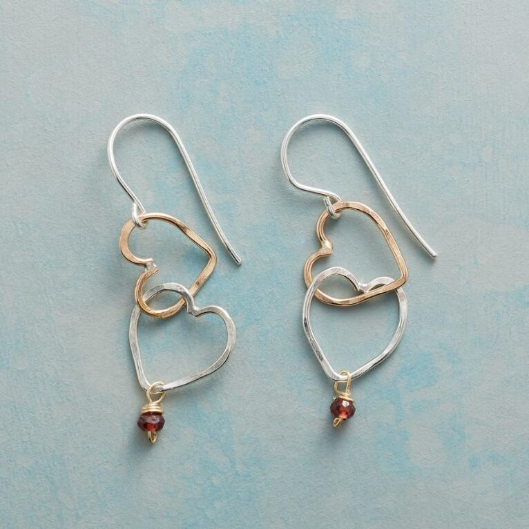 OPEN HEARTS EARRINGS