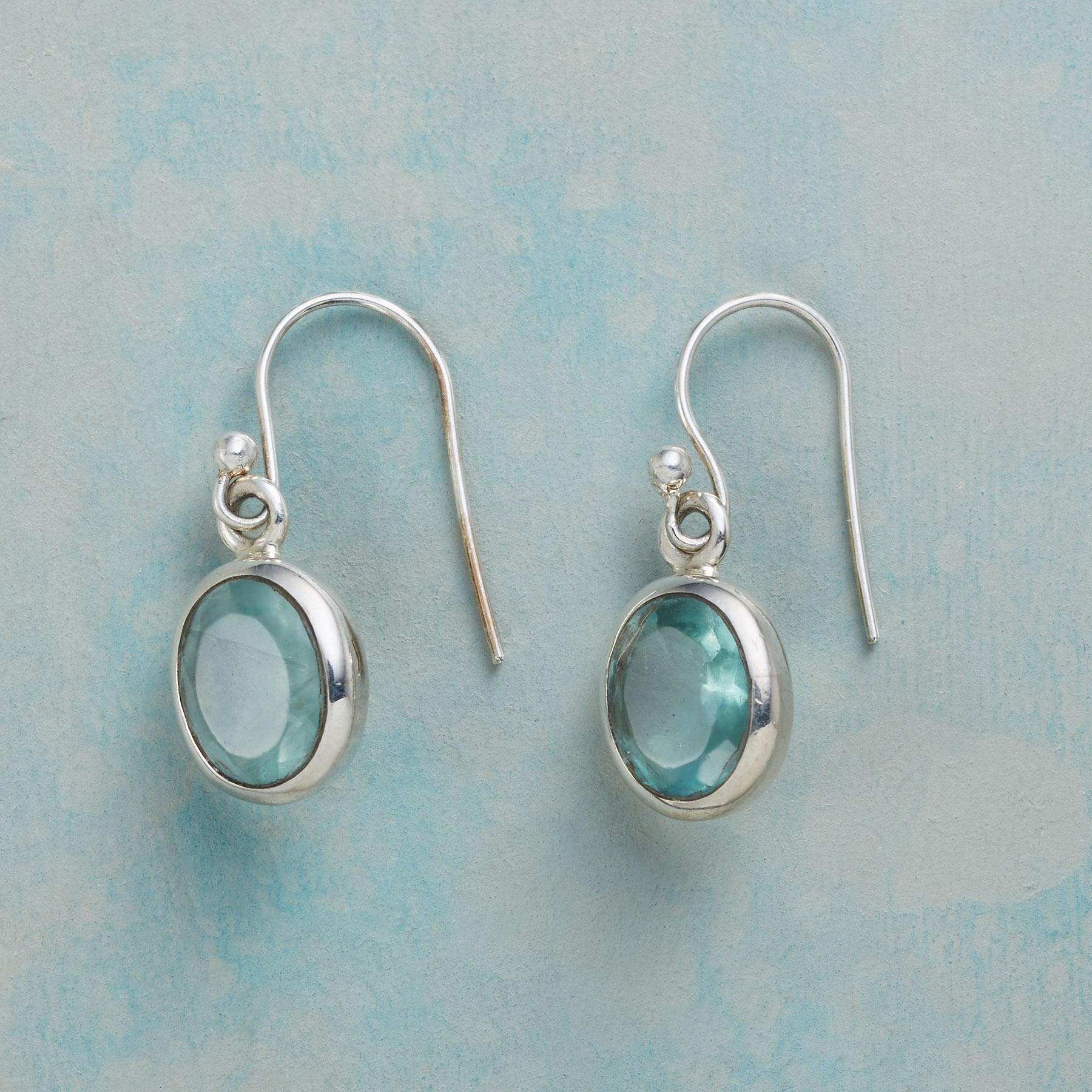 APATITE ALWAYS EARRINGS: View 1