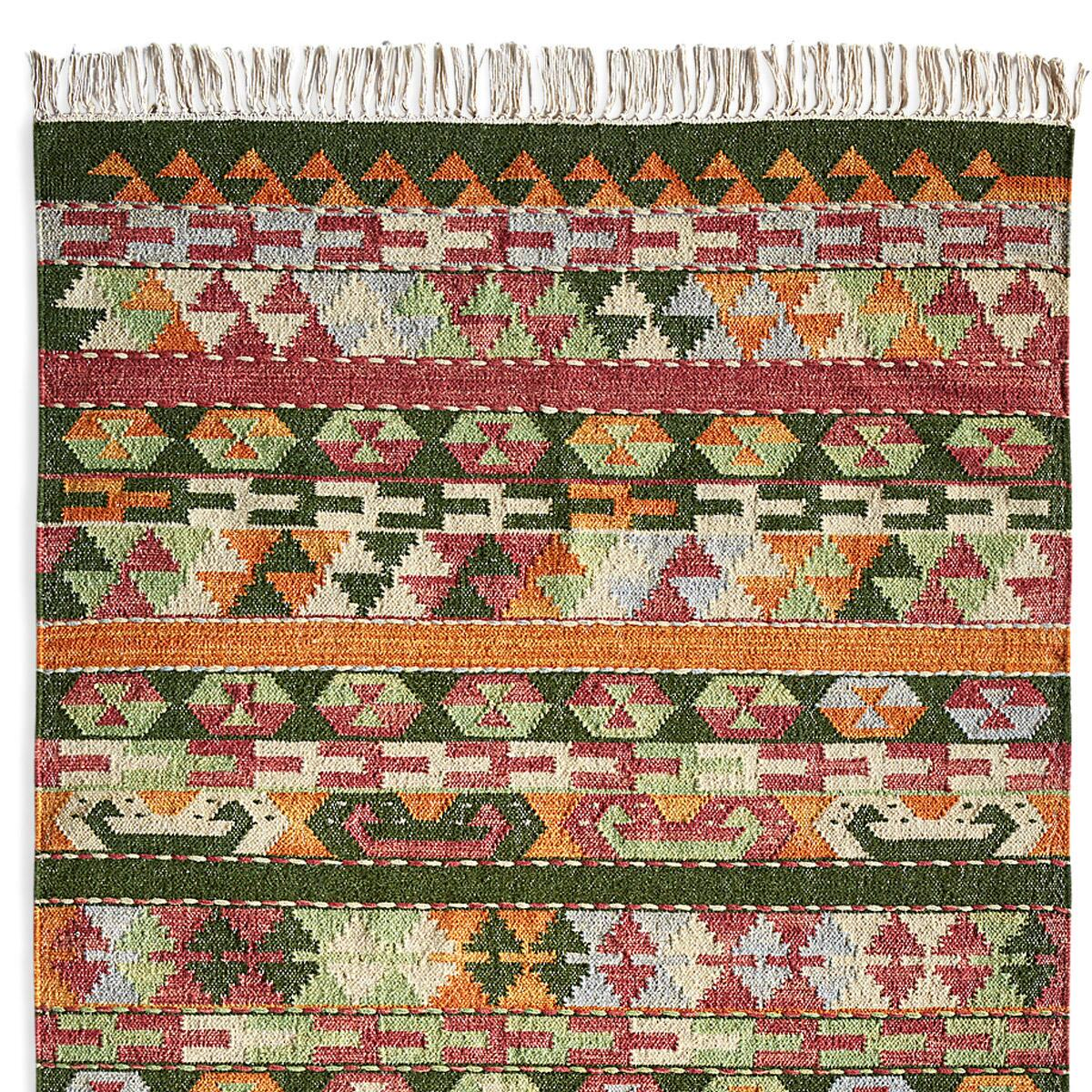 SUNRISE PASS KILIM RUG, LARGE: View 1