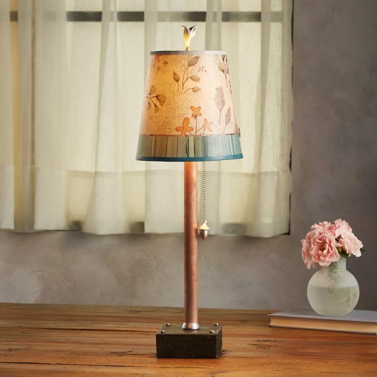 FLORIBUNDA PETITE TABLE LAMP