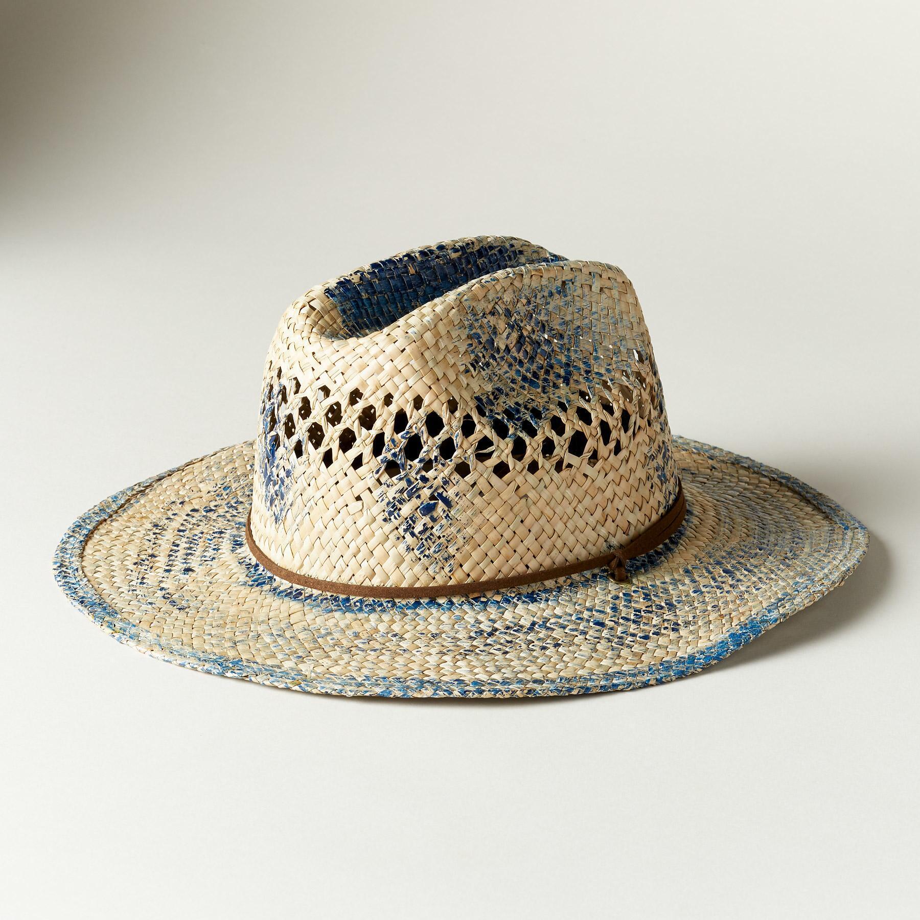 CALI STRAW HAT: View 1