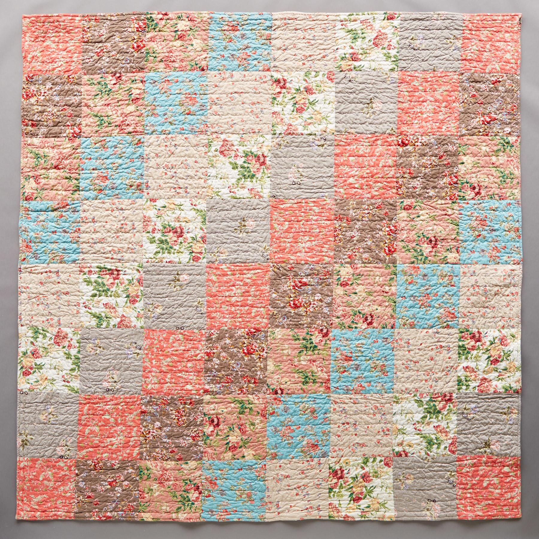 ORCHARD BLOOM PTWK QUILT: View 2