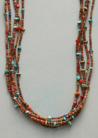 WESTERN WAYS NECKLACE