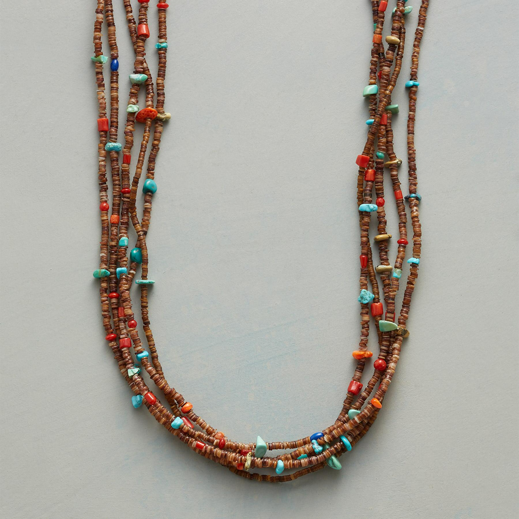 WESTERN WAYS NECKLACE: View 1