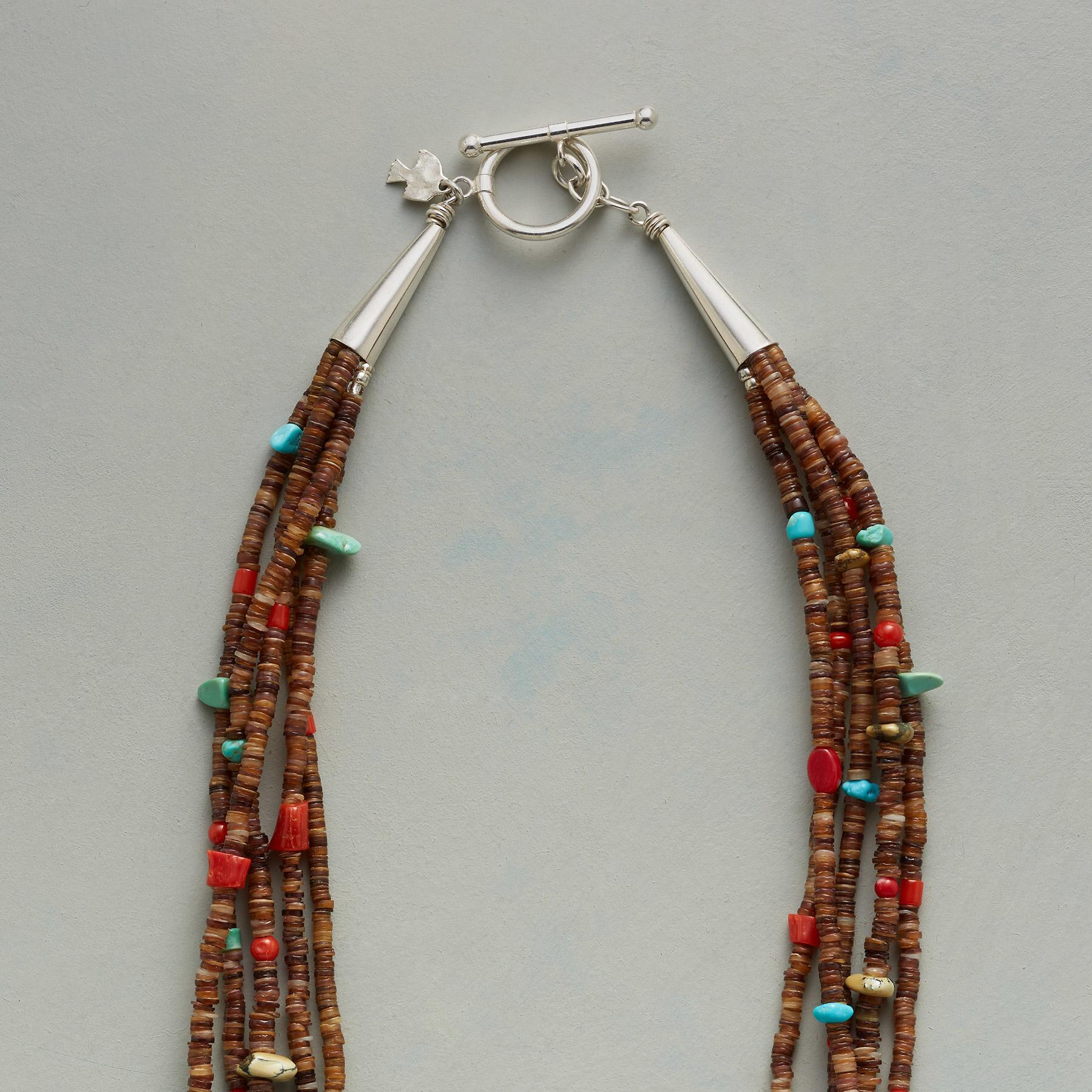 WESTERN WAYS NECKLACE: View 3