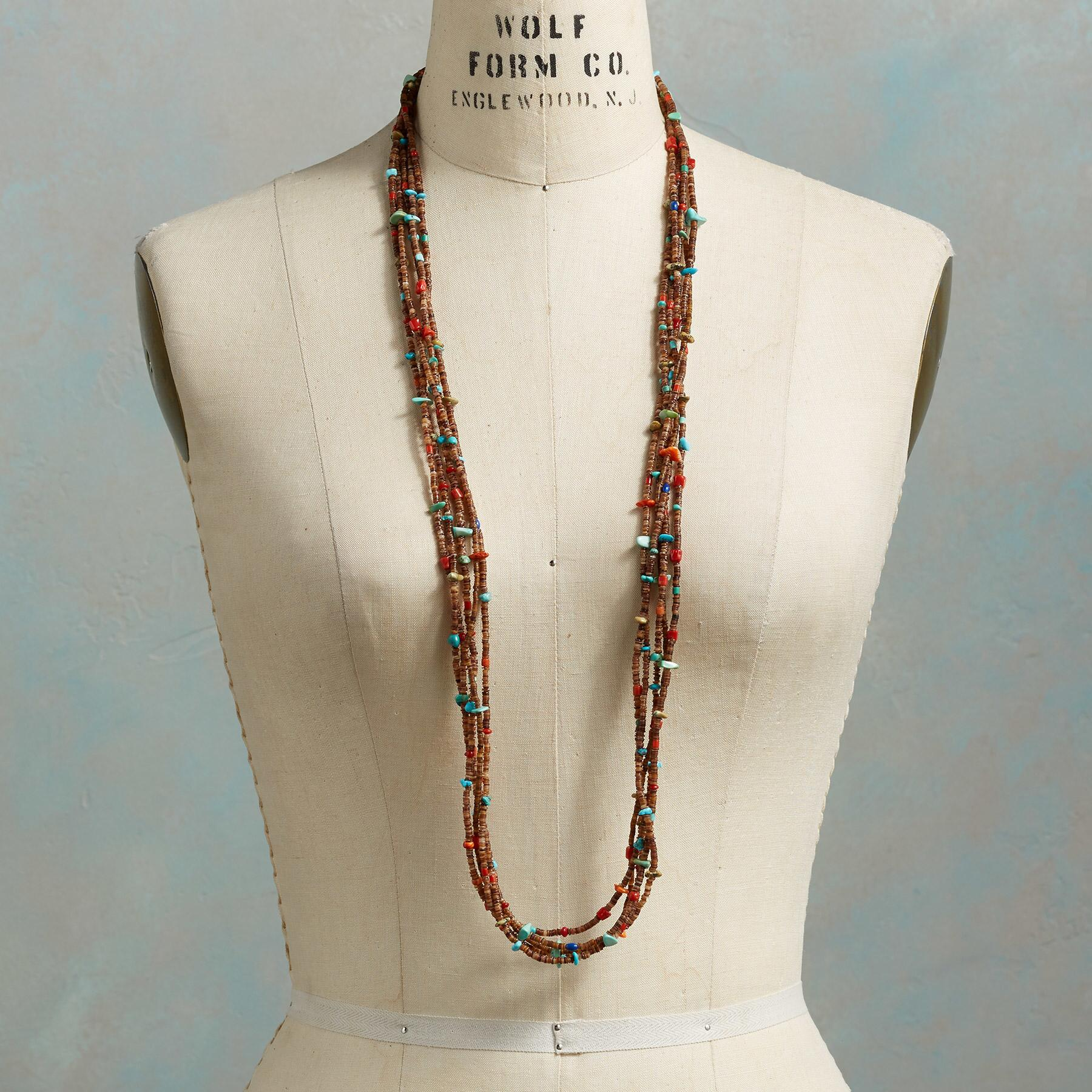 WESTERN WAYS NECKLACE: View 4