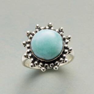 MOUNTAIN SKIES RING