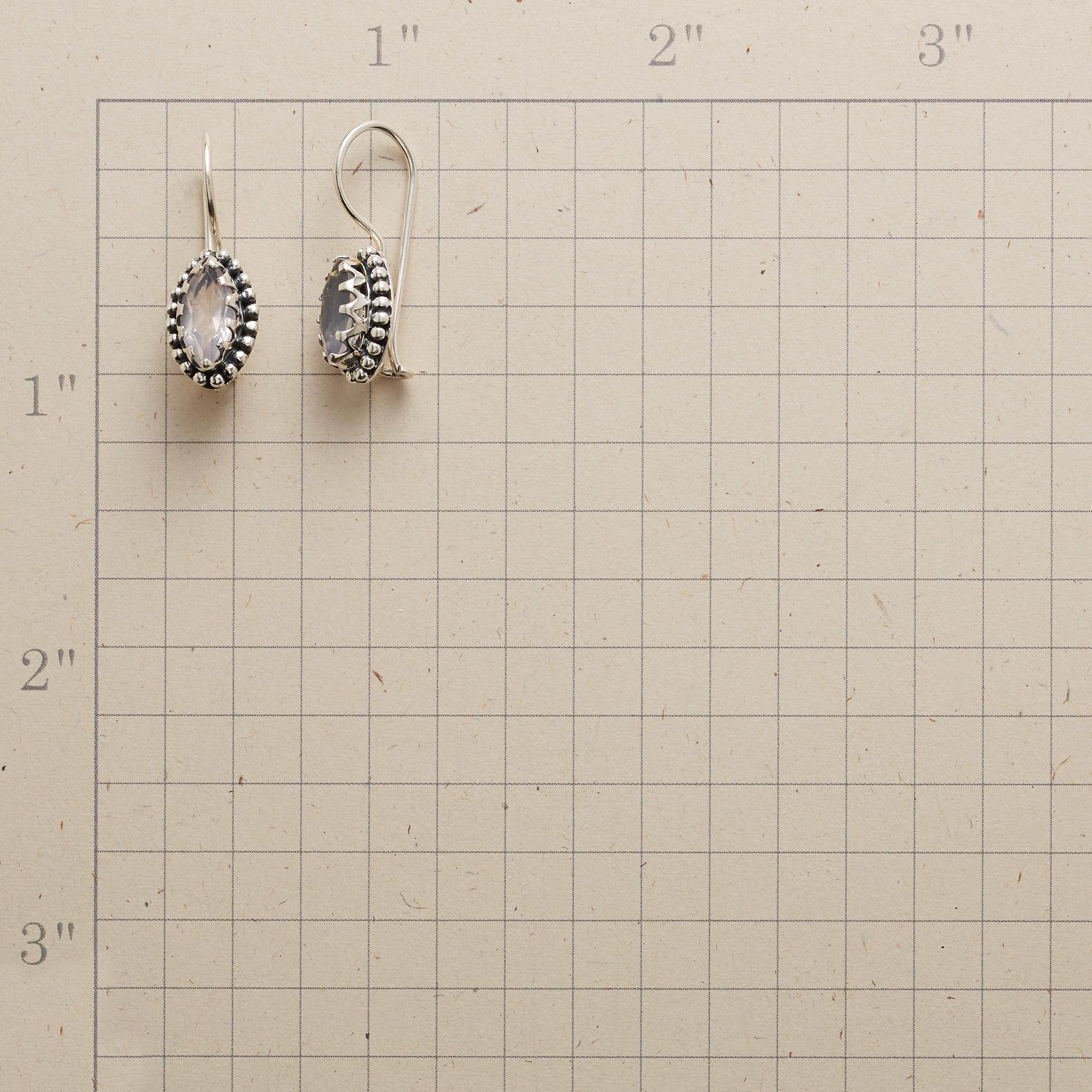 BARELY BLUSHING EARRINGS: View 2