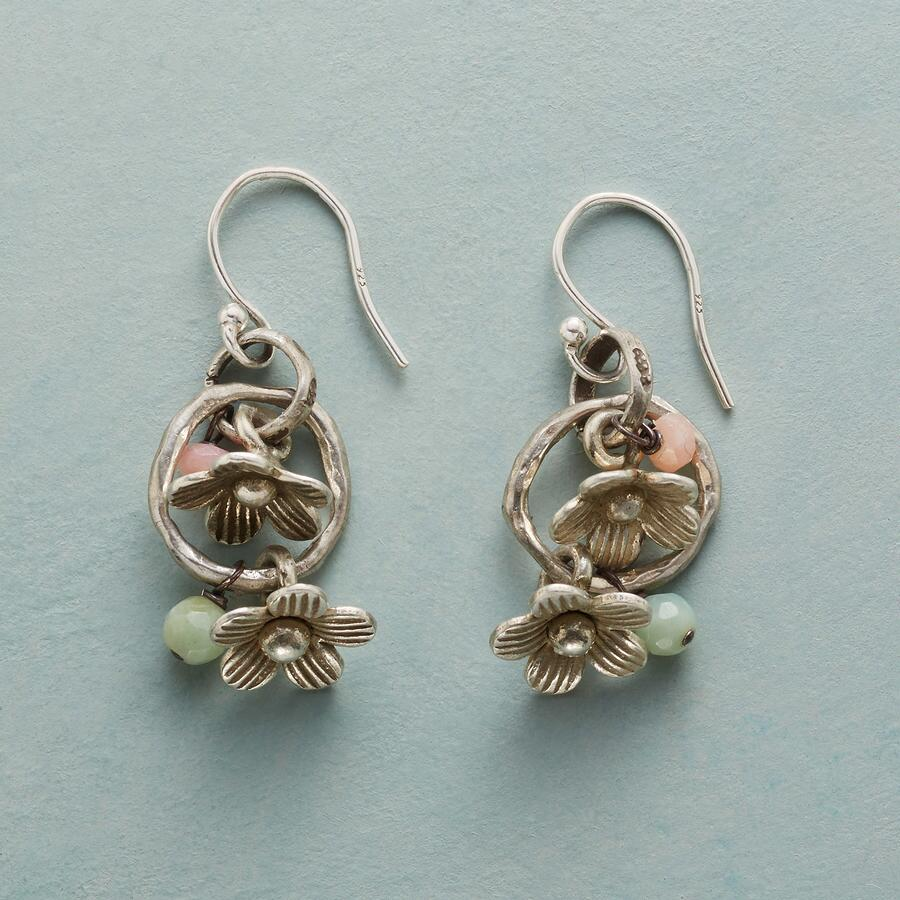 FRESH FLOWERS EARRINGS
