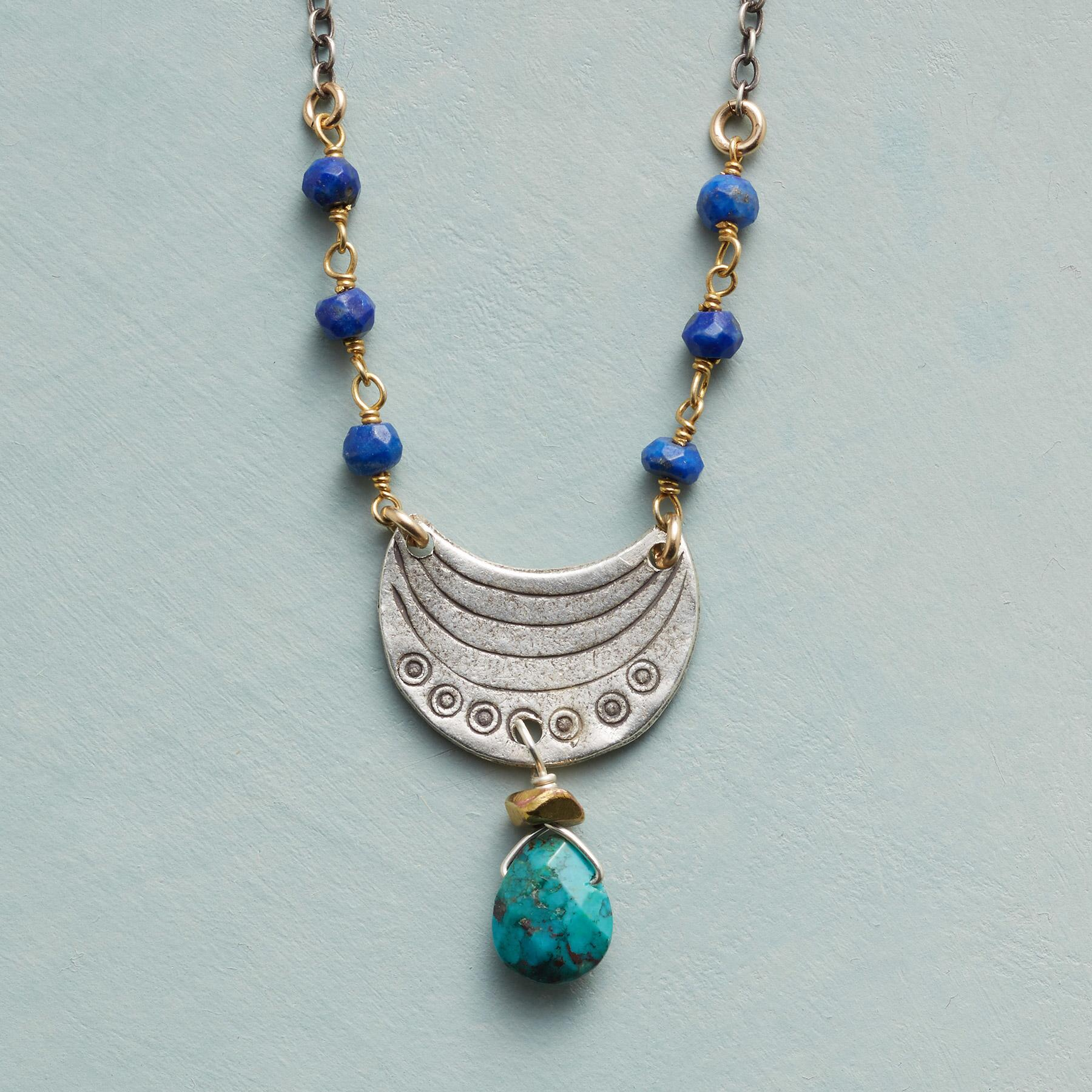 DREAM BOAT NECKLACE: View 1