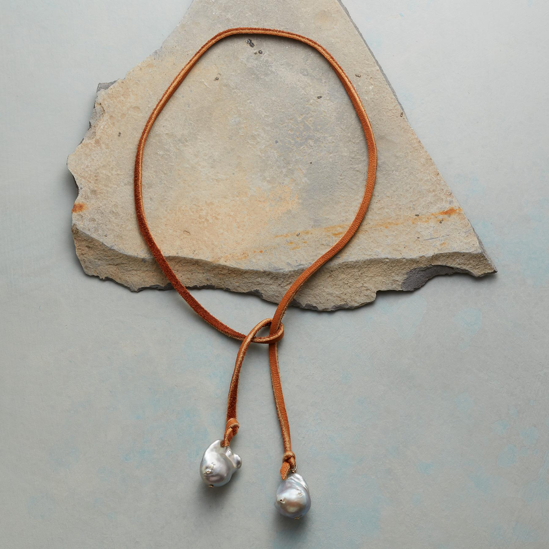 DUAL PERSPECTIVE NECKLACE: View 2