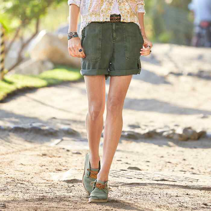 SHORELINE TRAIL CARGO SHORTS