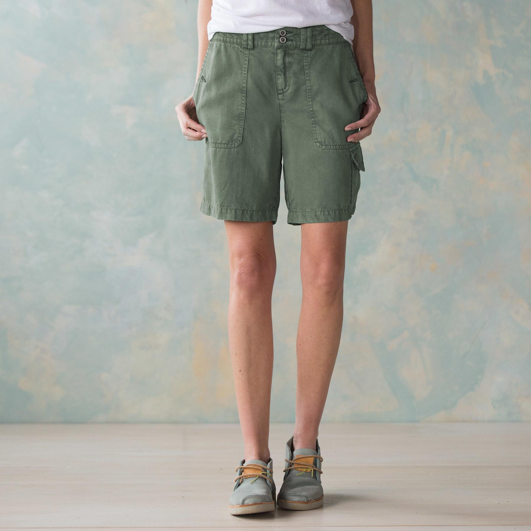 SHORELINE TRAIL CARGO SHORTS: View 2