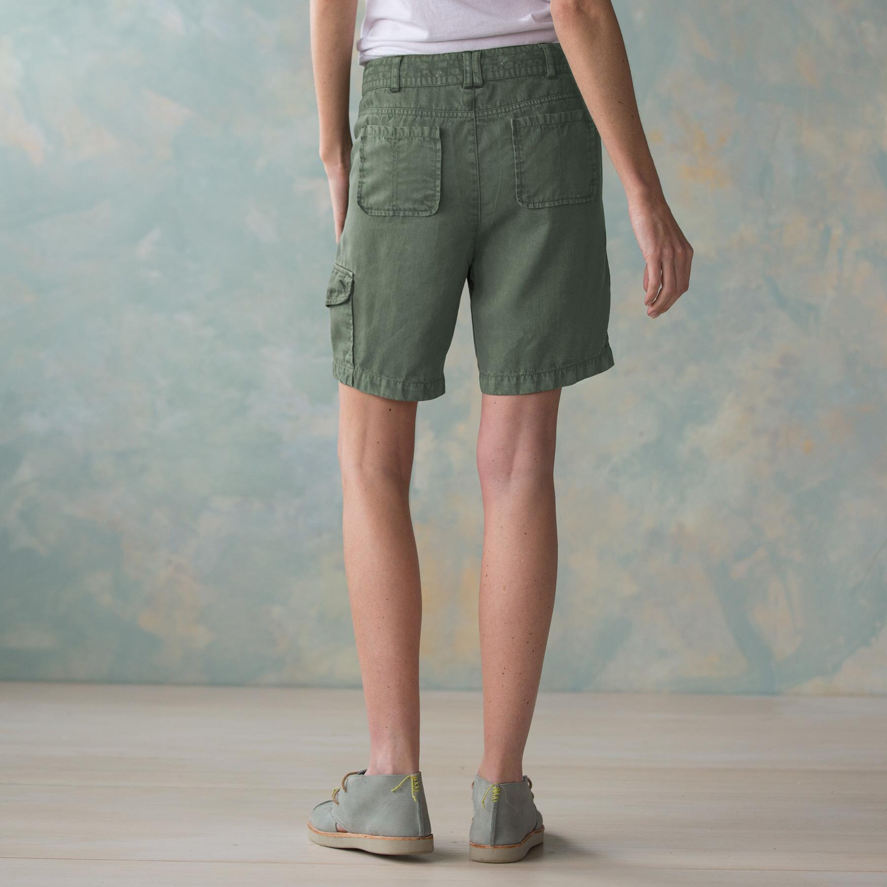 SHORELINE TRAIL CARGO SHORTS: View 3