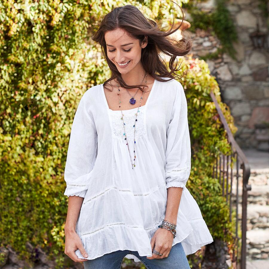 TREASURED MOMENTS TUNIC