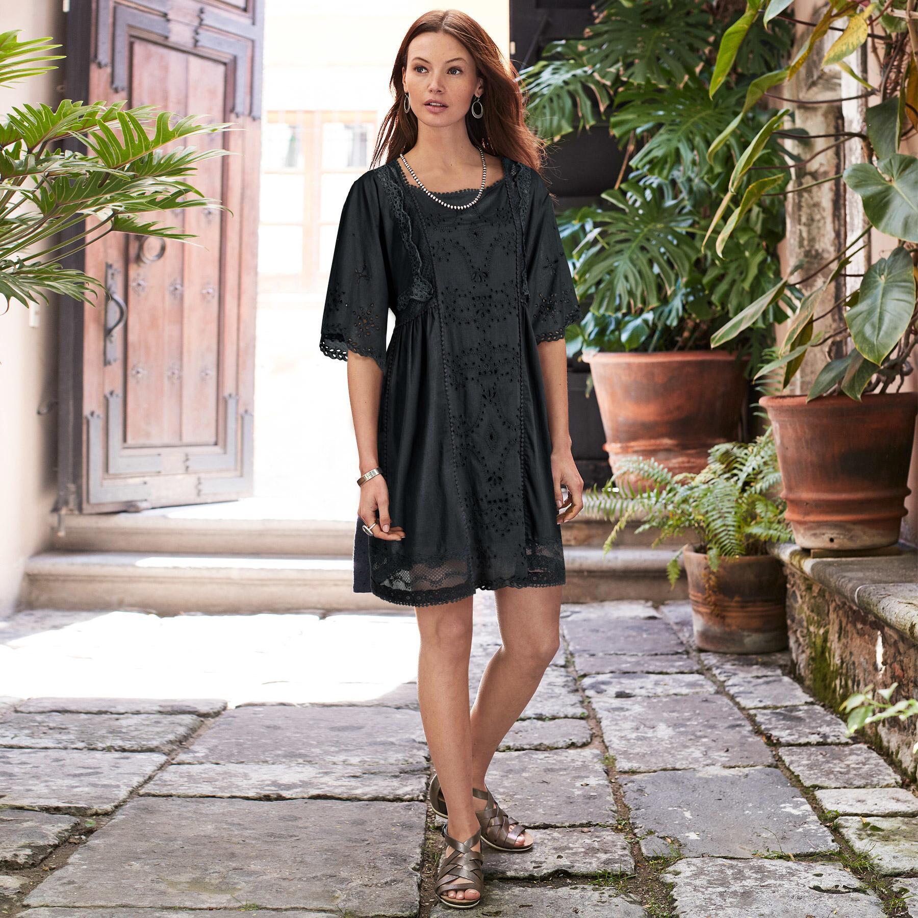 BELLA NOTTE DRESS: View 1