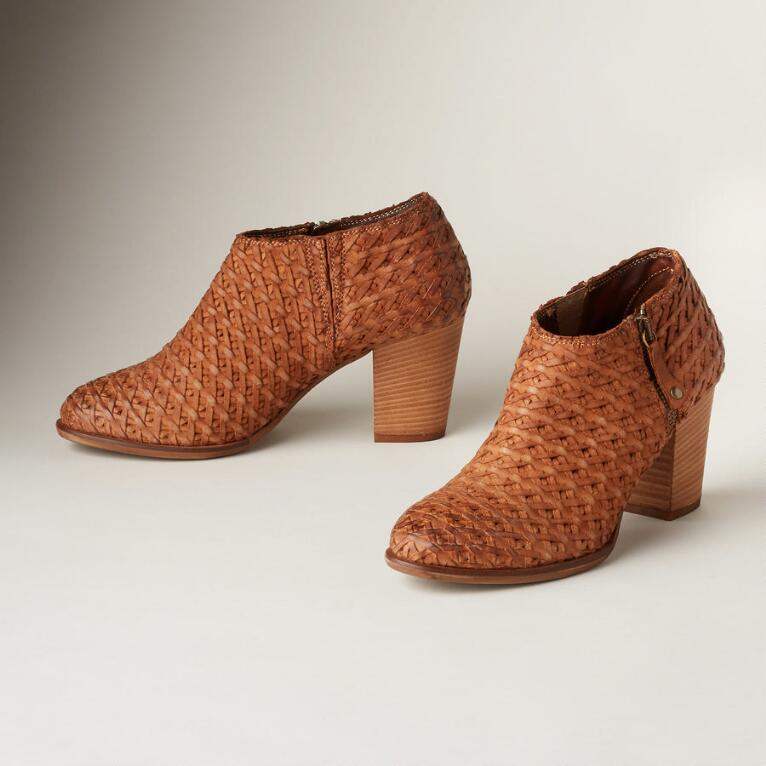 SHALIMAR WOVEN SHOES