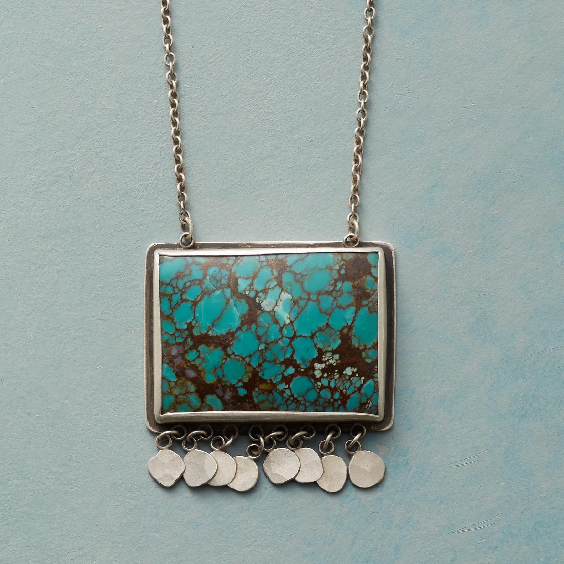 FRINGE ELEMENT NECKLACE: View 1