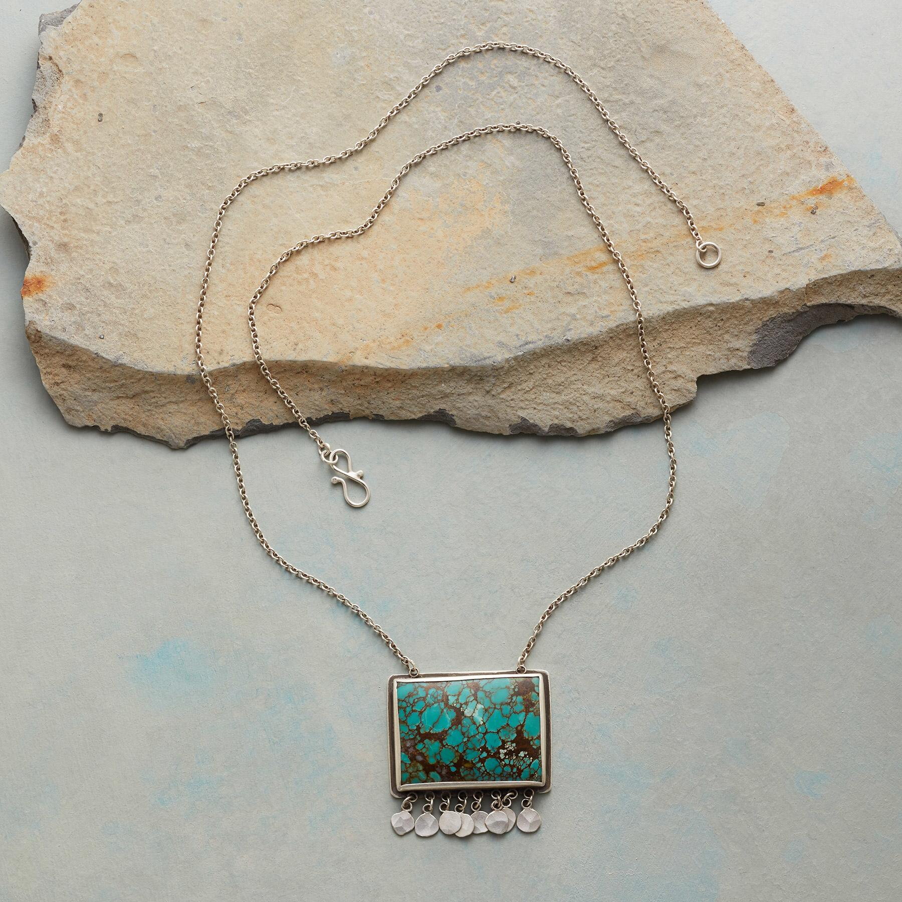FRINGE ELEMENT NECKLACE: View 2