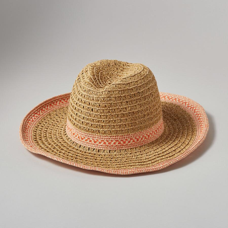 COUNTRY ROADS STRAW HAT