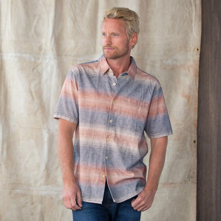 KONA STRIPES SHIRT